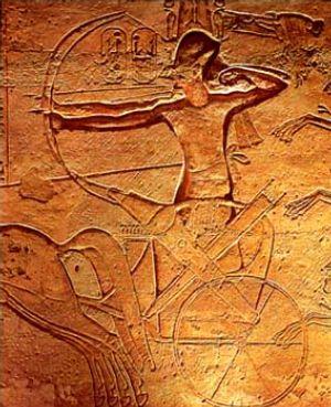 Ramesse II. v Kadeši